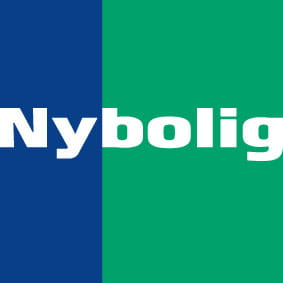 Billedresultat for nybolig logo